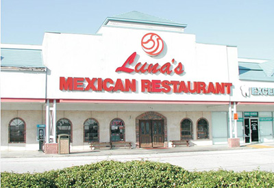Luna's Mexican Restaurant Texas City Texas